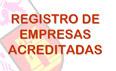 Portada Registro de Empresas Acreditadas