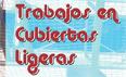 Portada en Cubiertas Ligeras. Joaquín Ortega Herrera